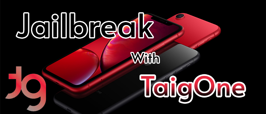 How to Jailbreak iOS 13 - iOS 13.7? Taigone
