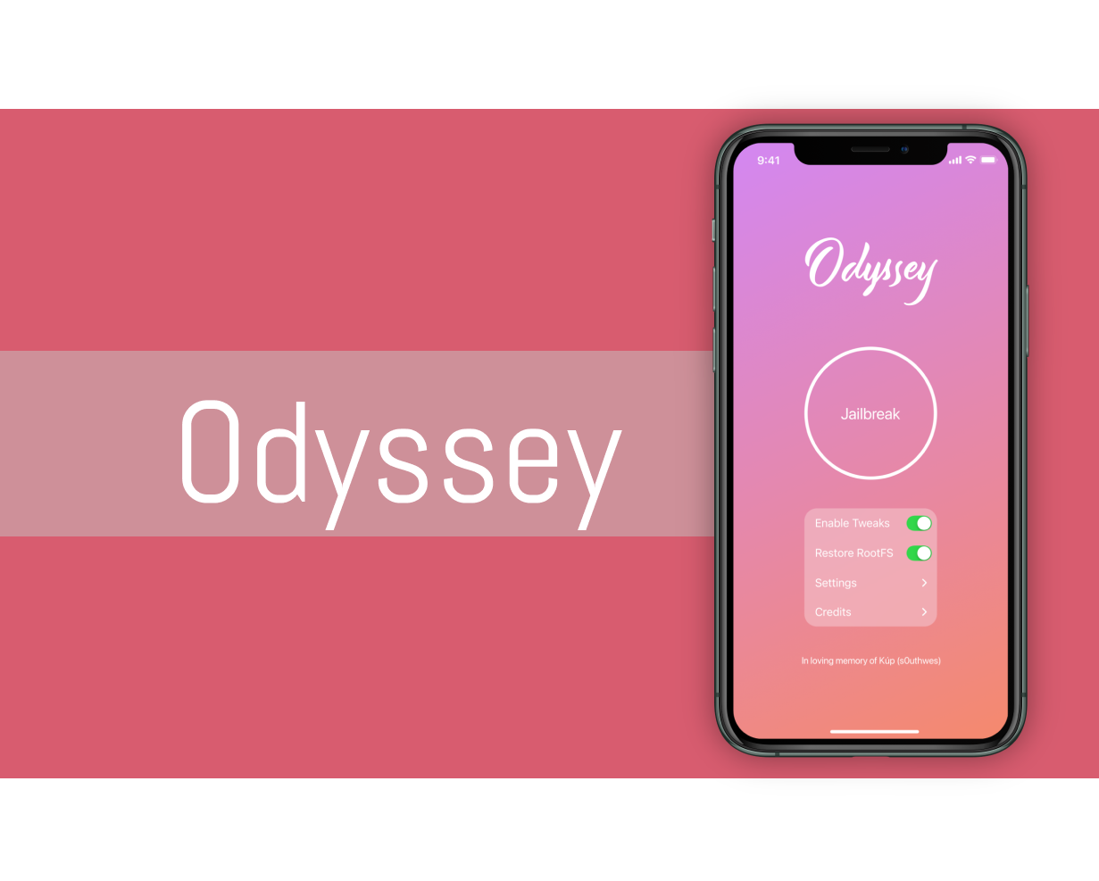 Jailbreak iOS 13.7 Odyssey