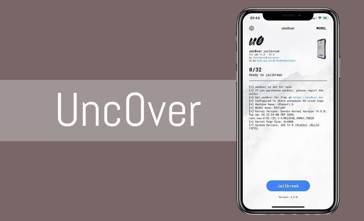 Jailbreak iOS 13.7 Unc0ver