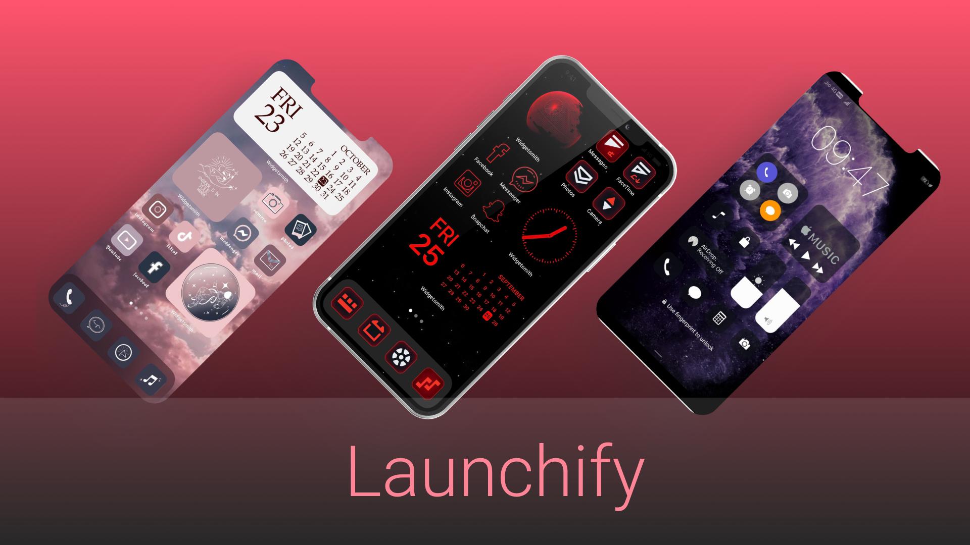 Launchify - iOS launch screen customizer