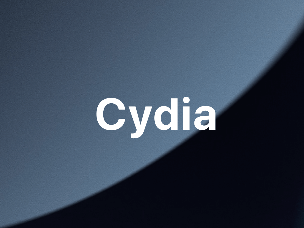 Cydia for iOS 15 and below
